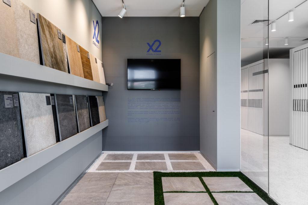 уличный керамогранит italon x2 для ландшафтного дизайна и экстерьеров