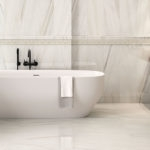 italon tiles room mrble effect porcelain stoneware white tiles